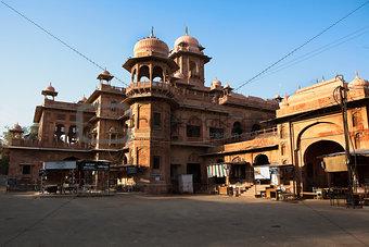 old market in Bikaner