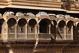Raj Mahal royal palace of jaisalmer
