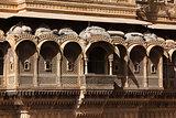 Raj Mahal royal palace of jaisalmer