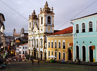 iglesias rosario dos pretos