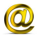 golden email