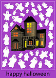 haunted_house_and_ghost