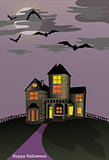 haunted_house_with_bats