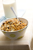muesli on table