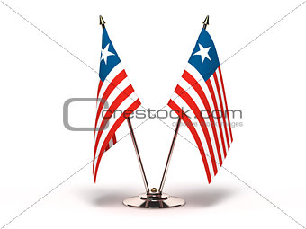 Miniature Flag of Liberia