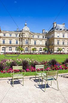 Palais Luxembourg, Paris, France