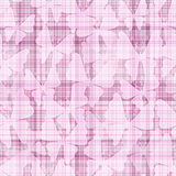 Pink gentle seamless pattern