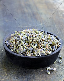 fragrant violet lavender dried condiment