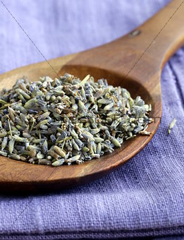 fragrant violet lavender dried condiment