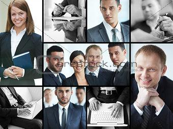 Smart businesspeople
