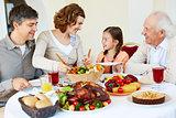 Family celebration