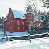 Cervena Lhota chateau, Czech Republic