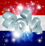2014 dutch flag