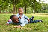 Nice african children
