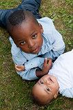 2 little sweet children