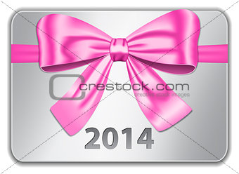 2014 gift card