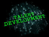 Talent Development. Educational Concept.