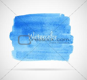 Watercolor design