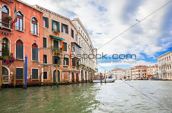 Houses of venice
