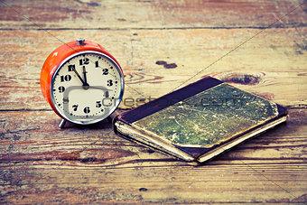 Old alarm-clock