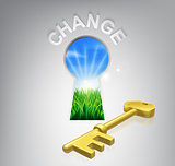 Key to Change