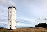 The old lighthouse in Skagen