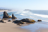 beach in oregon