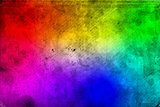 Multicolor grunge texture