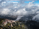 Sacro Monte di Varese, Lombardy - Italy