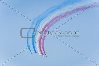 French air force aerobatic team