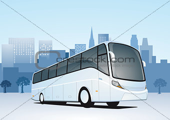 City Travel by bus