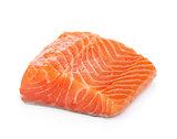 Salmon piece