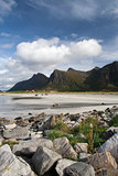 Flakstad Beach, Lofoten Islands, Norway