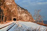 Winter on the Circum-Baikal Road