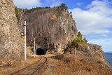 Autumn on the Circum-Baikal Road