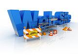 website under constructions