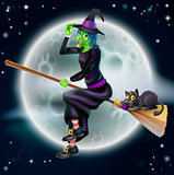 Halloween Witch 2013 E1