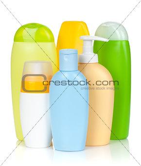 Bath bottles