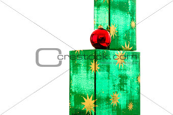 green red bulb gifts