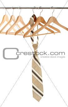 tie on hangers