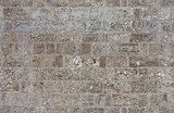 seamless texture of the old stone wall