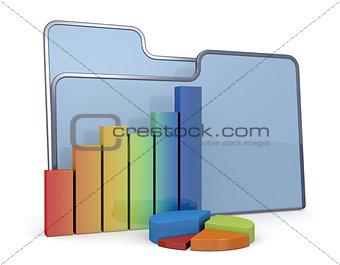folder icon finance