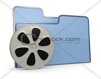 folder icon movies