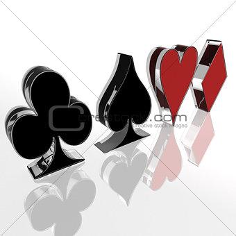 four card suit