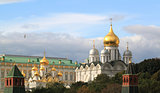 Archangel Cathedral in Moscow