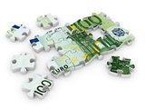 Puzzle euro