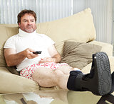 At Home With Injuries