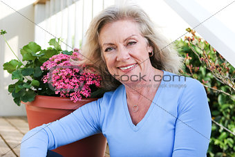 Beautiful Lady - Outdoor Portrait