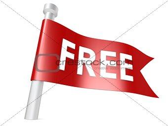 Free flag