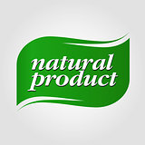 green natural product brand